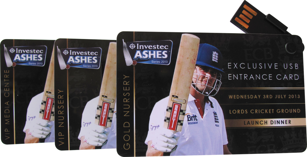Investec Ashes (PlaymentCard USB Solutions)